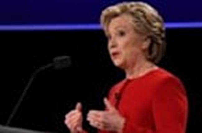 5 Moments Hillary Clinton Took Control of the Debate
