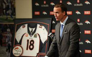 Manning addresses UT allegations with Forrest Gump comment