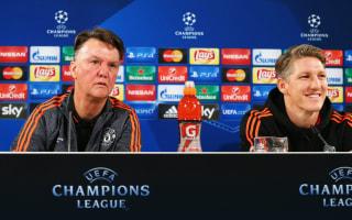 Van Gaal confident Schweinsteiger will get back to his best