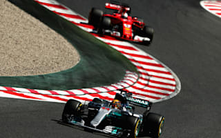 Hamilton takes Spanish pole but Vettel prevents Mercedes lock-out