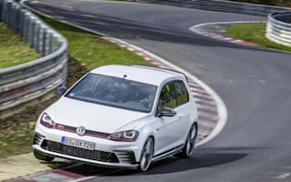 New Volkswagen GTI Clubsport S sets Nurburgring record