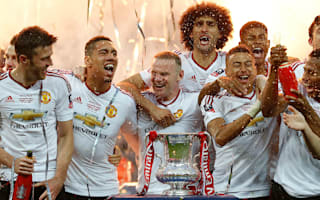 Rooney hopes FA Cup lifts United - with or without Van Gaal