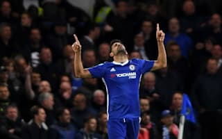 Goals are his life - Chelsea boss Conte delighted to see Costa back on target