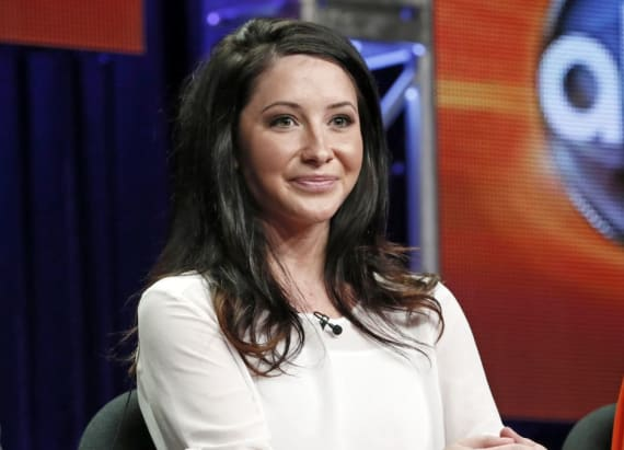 Bristol Palin takes her 7-year-old son shooting