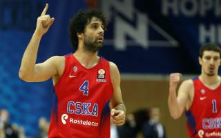 De Colo stars as CSKA beat Real, Olympiacos go top