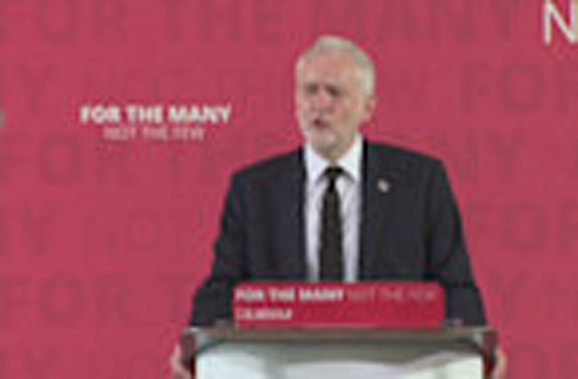 Soldiers on streets shows terror fight failing - Corbyn