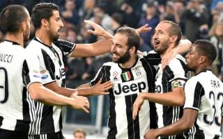 Juventus 4 Sampdoria 1: Rapid start sets champions on their way