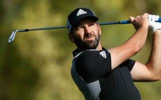 Garcia takes control in Dubai