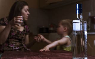 Britain's 'secret scandal' of 2.5m children of alcoholic parents