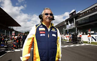 Briatore just visiting old F1 'friends'