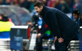 It hurts hearing Champions League anthem - Simeone troubled by Atletico loss