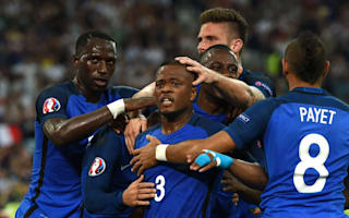 Deschamps calls on Evra to replace injured Kurzawa