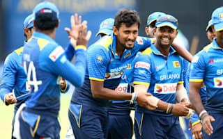 Dhananjaya guides Sri Lanka to resounding win