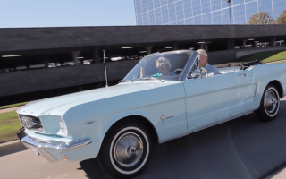 Video: The first Ford Mustang ever sold