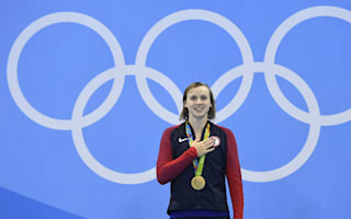 Rio 2016: Ledecky's 12 world records... and more to come