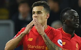 Liverpool 2 West Brom 1: Mane and Coutinho on target for Klopp's men