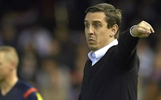Neville relieved after maiden La Liga victory