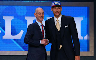 76ers take Simmons first overall in 2016 NBA Draft, Lakers select Ingram