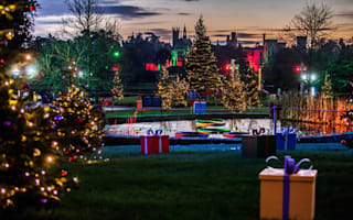 Win! A festive family day out at Alton Towers Resort's winter wonderland