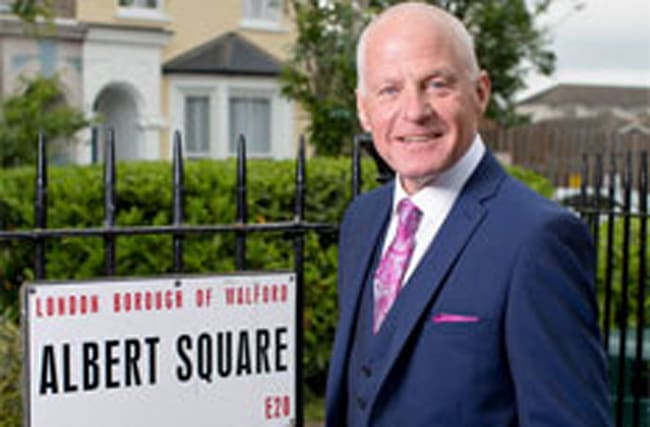 One of the EastEnders greats returns to Walford