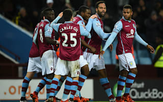 Aston Villa 1 Crystal Palace 0: Hennessey howler hands Villa first home win