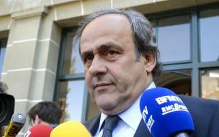 Platini granted permission to address UEFA Congress