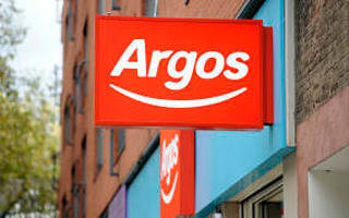 Argos boosted by Christmas sales
