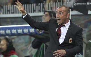 AC Milan v Carpi: Brocchi keen for strong finish