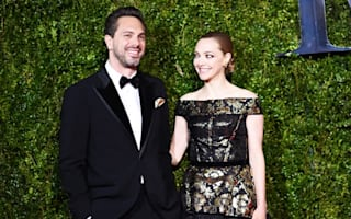 Amanda Seyfried and her fiance are expecting a baby