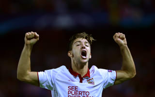 Sevilla 4 Dinamo Zagreb 0: Sampaoli's entertainers on brink of last 16