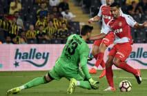 Falcao scores as Monaco return ends in defeat to Fenerbahce