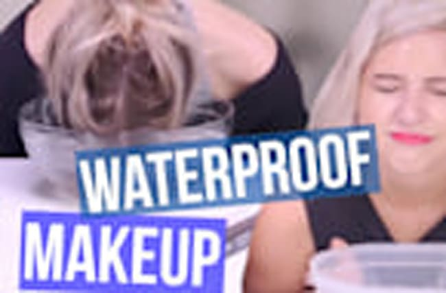 Does Waterproof Makeup WORK?! (Beauty Break)