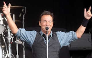 Red faces over Springsteen fine