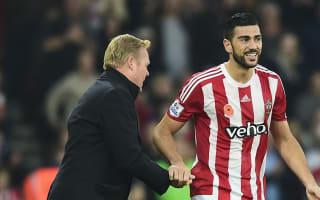 Koeman eyes new striker amid Pelle and Rodriguez absences