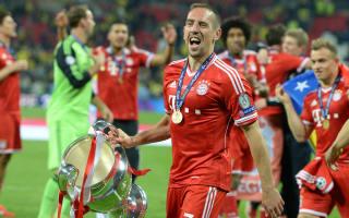Champions League glory Ribery's priority