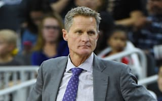 Warriors coach Kerr fined $25,000 for 'verbal abuse' of officials