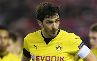 Dortmund players got the jitters - Hummels