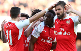 Arsenal 1 Norwich City 0: Substitute Welbeck boosts under-fire Wenger
