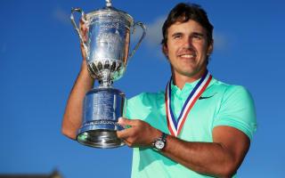 Koepka enjoys 'amazing' U.S. Open win