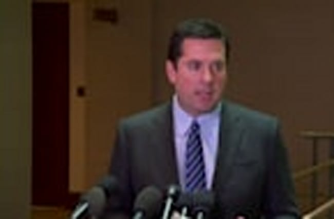 Nunes requests FBI and NSA directors for briefing