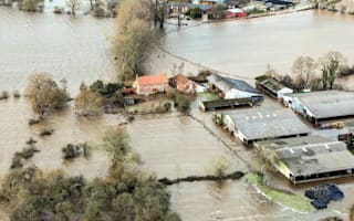 This photo doesn't prove land was flooded, says Defra