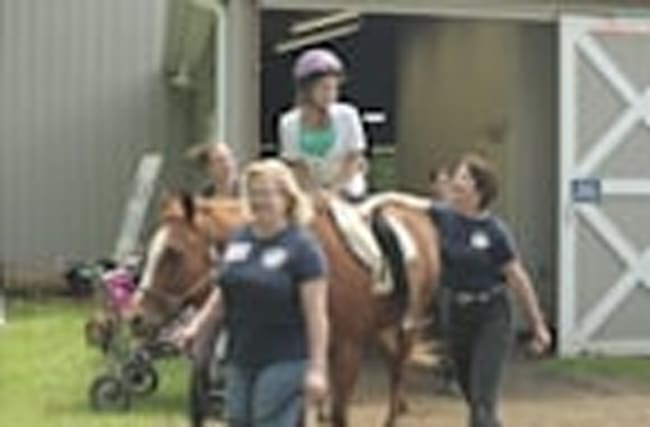 Horseback Riding That Builds Leadership And Confidence In Individuals With Special Needs