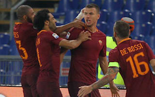 De Rossi explains reaction to Dzeko goal