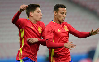 Thiago expecting tough Albania test