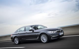 First Drive: BMW 5 Series