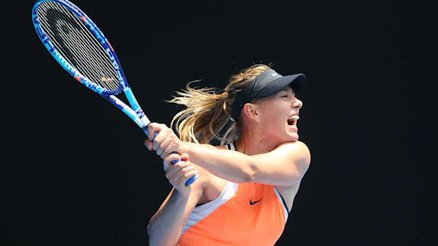 Sharapova to return at Stuttgart