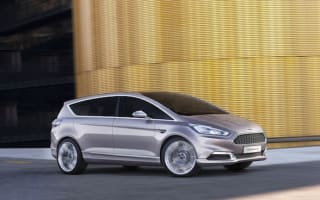 Ford unveils stylish S-Max Vignale Concept