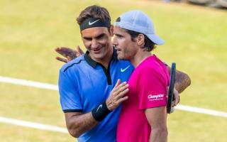 Haas 'shocked' to beat Federer as Germans flourish in Stuttgart
