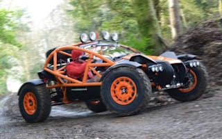 Ariel heads off-road with 235bhp Nomad buggy