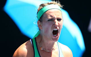 Azarenka continues Melbourne march, Konta makes history